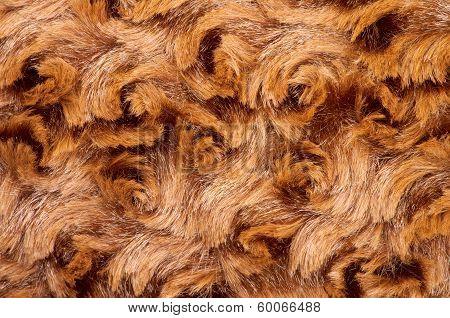 Faux Fur Background