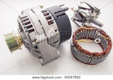 generator for car