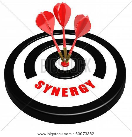Synergy Dart Board