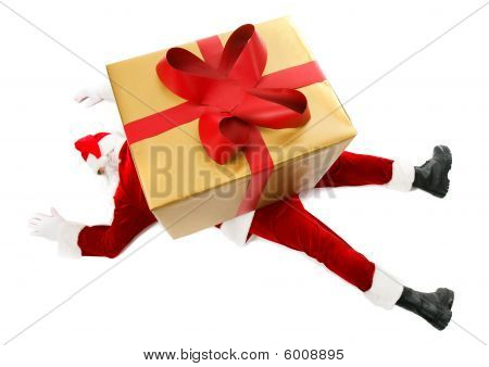 Under Giftbox