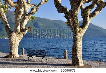 Ascona,Lake Maggiore,Switzerland