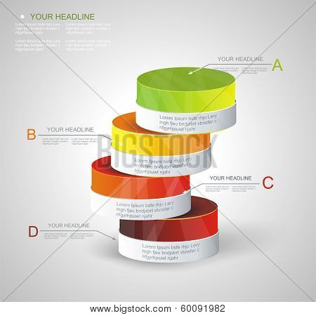 Infographic Elements, It Industry Design.