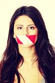 image of freedom speech  - Freedom of speech concept - JPG