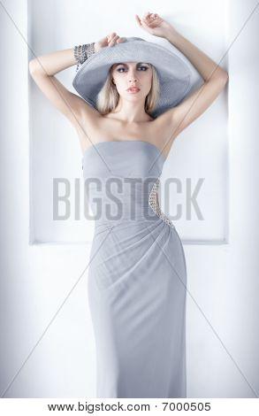 Elegant Woman.