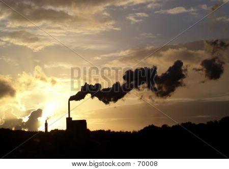 Belching Smoke