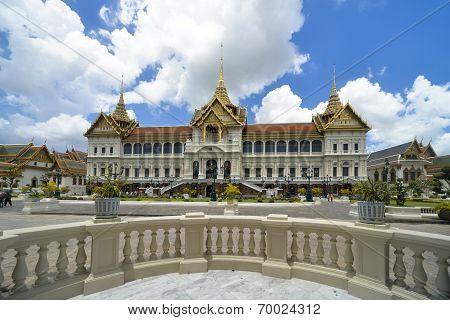 The Royal Place In Bangkok