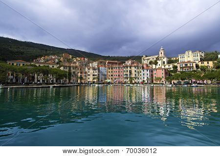Harbor of Fezzano