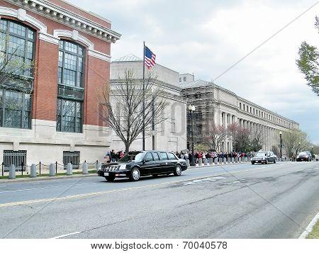 Washington Government Cortege 2011