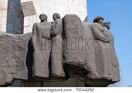 People's Friendship Monument
