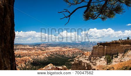Cliffs Of Bryce