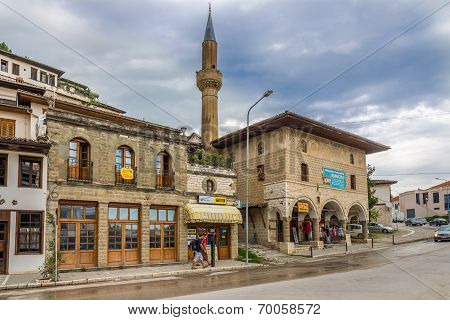 In The Streets Of Berat