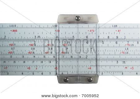 Slide Rule, Close-up