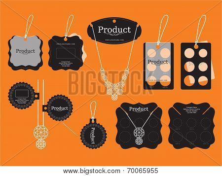 Jewelry Tags Design