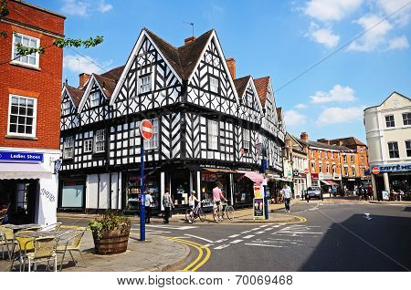Market Place, Warwick.