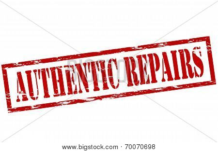 Authentic Repair