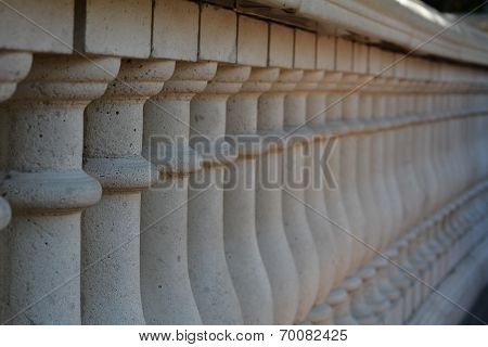 Balistrade of Balusters