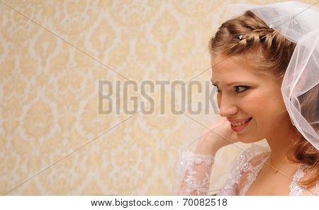 The Bride Looks Forward