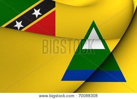Flag Of Nevis