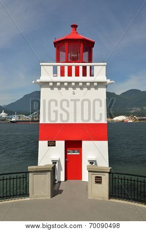 Brockton Point Lighthouse, Vancouver