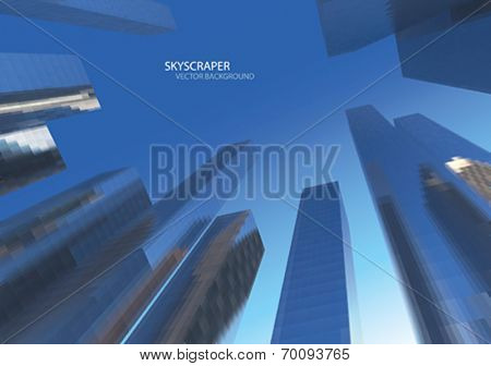 VECTOR SKYSCRAPERS