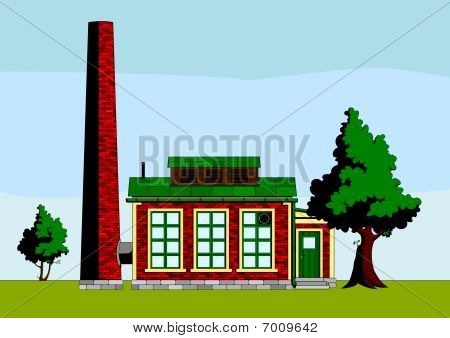 small factory