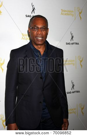 LOS ANGELES - AUG 12:  Joe Morton at the Dynamic & Diverse:  A 66th Emmy Awards Celebration of Diversity Event at Television Academy on August 12, 2014 in North Hollywood, CA
