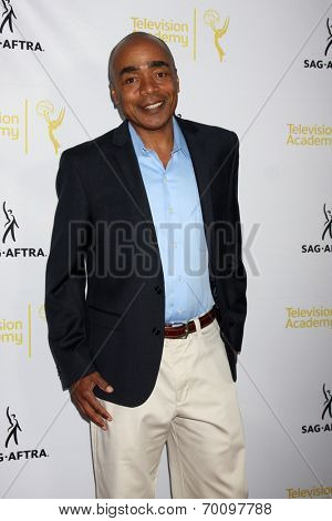 LOS ANGELES - AUG 12:  Tom Wright at the Dynamic & Diverse:  A 66th Emmy Awards Celebration of Diversity Event at Television Academy on August 12, 2014 in North Hollywood, CA