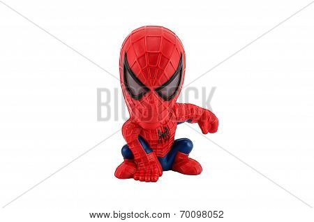 Spider Man toy figure