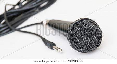 Microphone for Karaoke.