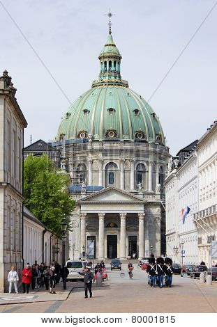 Copenhagen, Marble Church