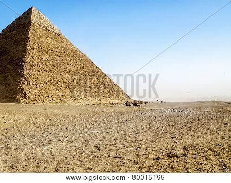 Pyramid, Riders, Storm