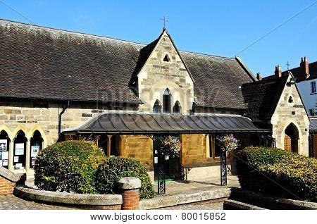 St Marys Schoolrooms, Stafford.