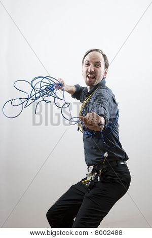 Kung Fu Technician