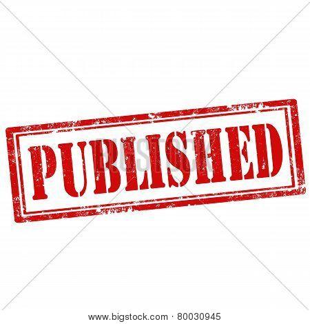 Published-stamp