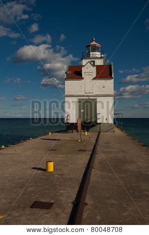 Kewaunee Harbor Lighthouse