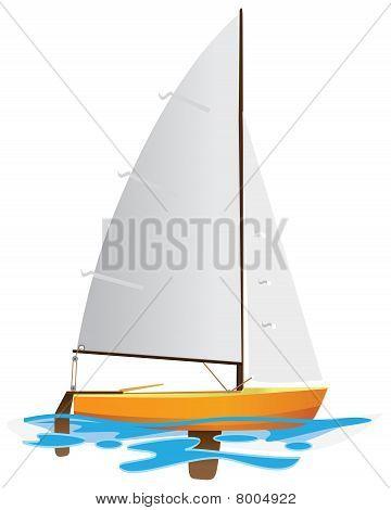 Sailingl Yacht