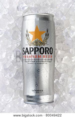 Sapporo Can On Ice