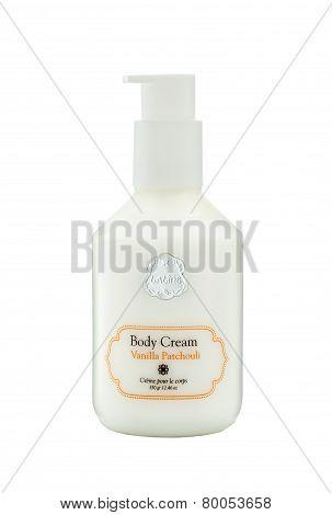 Laline Body Cream Vanilla Patchouli