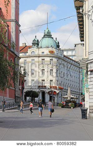 Ljubljana Street