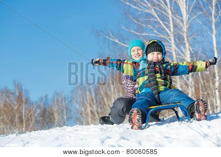 Winter activity