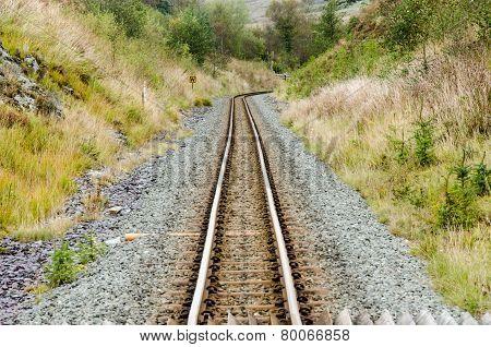 Narrow  Gauge Rail Track