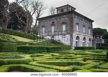 Villa Lante Bagnaia Italy