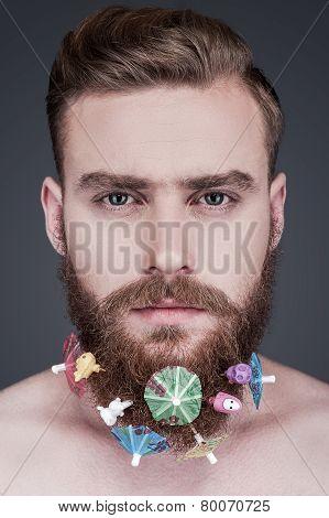 Party Beard.