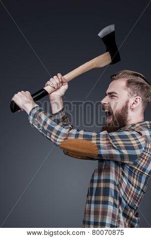 Furious Lumberjack.
