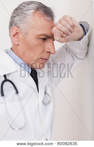 Depressed Doctor.