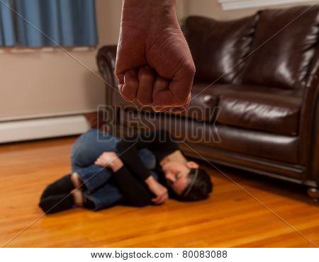 Domistic Violence Concept