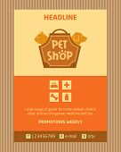 foto of petting  - Logo for pet shop - JPG