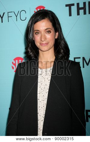 LOS ANGELES - MAY 5:  Sarah Treem at the Showtime's