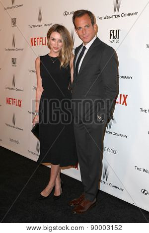 LOS ANGELES - JAN 11:  Will Arnett at the The Weinstein Company / Netflix Golden Globes After Party at a Beverly Hilton Adjacent on January 11, 2015 in Beverly Hills, CA