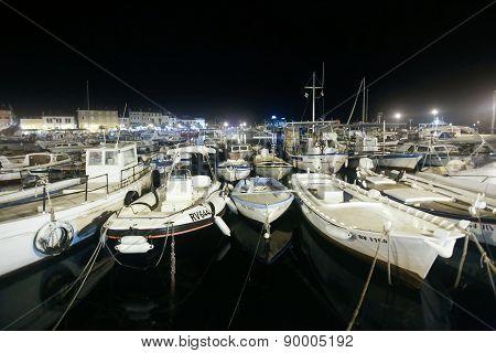 Marina In Rovinj